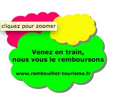 Train rembours pour touristes avis s idtourismes - Office de tourisme de rambouillet ...